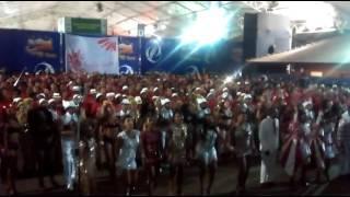 Gravação ao vivo na Cidade do Samba   para o Carnaval 2017 - Coro do Salgueiro!