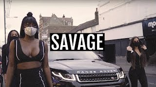 "[FREE] "" SAVAGE "" // AFRO TRAP INSTRUMENTAL 2019 // MHD Type Beat"