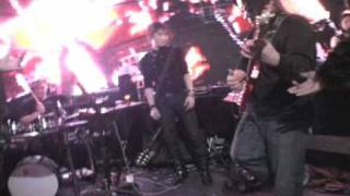 Electronic band Clione 's psytrance party live act video @ Club Heaven