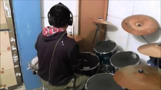 CREED  BULLETS - COVER DRUMM - DRUMMER KZ