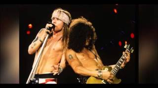 Guns N' Roses - Sweet Child O' Mine Solo (Eb backing track)
