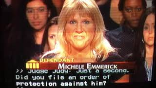 Woman loses it on Judge Judy