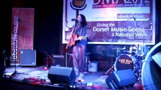Krista Green-'Sail Away'- Dorset Music Awards ,The Winchester- 10th Feb 2012