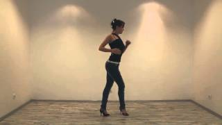 Kizomba Tarraxa Lady Body Bovement by Laura Zaray