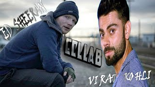 Virat Kohli ft. Ed Sheeran ll Shape Of You ll 2017 ll SK Edits ll