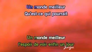 Karaoké Sauver l'amour - Kids United *