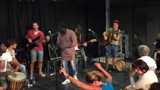 AFRICAN ROOTS LIVE -  KASBAKAS