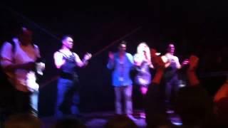 O grande Canilho a dar show no concerto da Monica Sintra