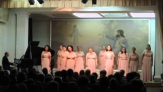 Estamos ai / Samba de uma nota só (Coro Madrigale 2014)
