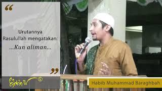 Jadilah Santri - Habib Muhammad Baragbah Solo