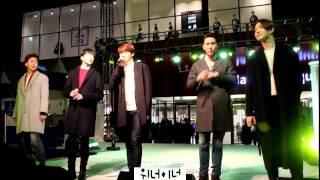 141226/부산 롯데몰/끼부리는 이승훈 모음(한글자막)