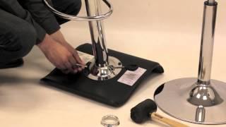 LumiSource - Hydraulic Bar Stool Dissasembly