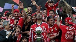 Ser Benfiquista no Benfica x Nacional #Tricampeões35