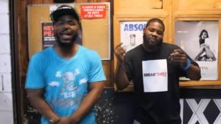 Horn$ ft. Queen Sheeb - Queen Bee freestyle(Break Thru Ent.)