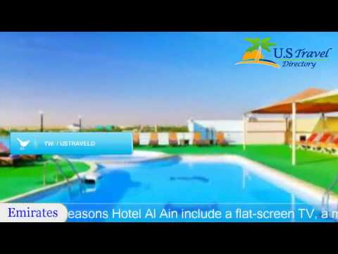 City Seasons Hotel Al Ain - Al Ain Hotels, UAE