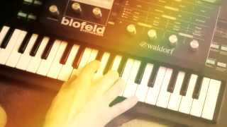 Boards of Canada - Roygbiv (COVER by Pece) / KORG Volca Bass