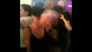 Damian Lazarus and DJ Three @ the Rat Soap Studio 05-14-11