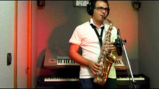 Alessandro Ragno - If i ain't got you - sax version Cover alicia keys