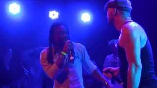 "Torch feat. Gentleman ""Good Reggae Music"" live @ Fabrik, Hamburg backed by the Evolution Band"