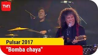 """Roberto Márquez & Gepe - """"Bomba Chaya""""   Premios #PulsarTVN"""