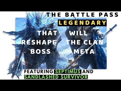 Wurlim Frostking and the Clan Boss + Septimus/Sandlashed Survivor I Raid Shadow Legends