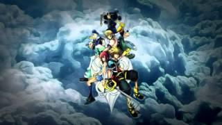 Kingdom Hearts 2 - Sanctuary Metal Cover