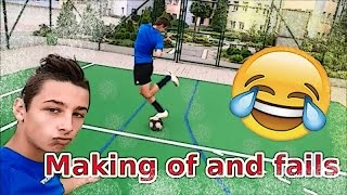 MAKING OF AND FAILS - HOLIDAY 2016 #the #best #fails