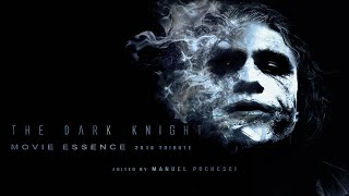 Why So Serious? - The Dark Knight - Movie Essence ( Tribute Video)