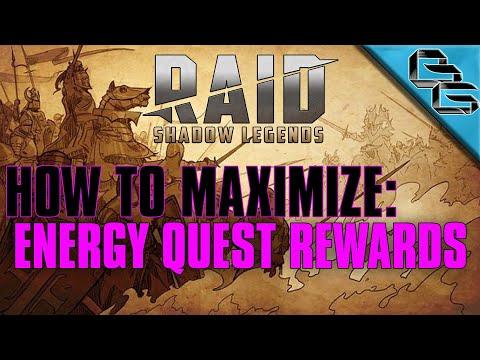 RAID: Shadow Legends | How to maximize Quest rewards !! | F2P