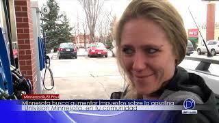 Minnesota busca aumentar impuestos sobre la gasolina
