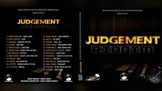 G-VYBZ BVNDO - FOE ING [Judgement Riddim]