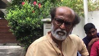 Rajinikanth on Sterlite shut in Thoothukudi and Kaala banned in Karnataka