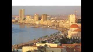 Luanda antiga e actual !!!