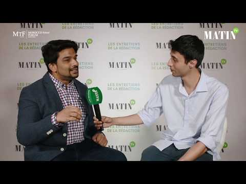 Video : MTF 2019 : Entretien avec Roy Saurabh, Chief Technology Officer UNESCO MGIEP