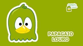 Papagaio Louro - videoclip infantil animado