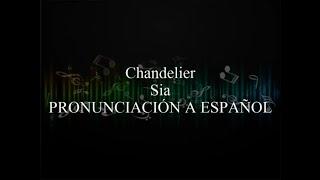 CHANDELIER PRONUNCIACION ESPAÑOL