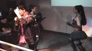 """Trio Los Angelles - """"Mambolê"""" ao vivo na Trash 80's VO"""