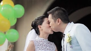 Video from Errol & Kimbee's Wedding