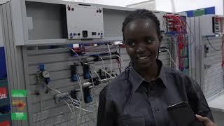 Krones apprenticeship programme in Kenya