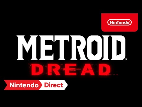Metroid Dread (NS)  © Nintendo 2021   1/1