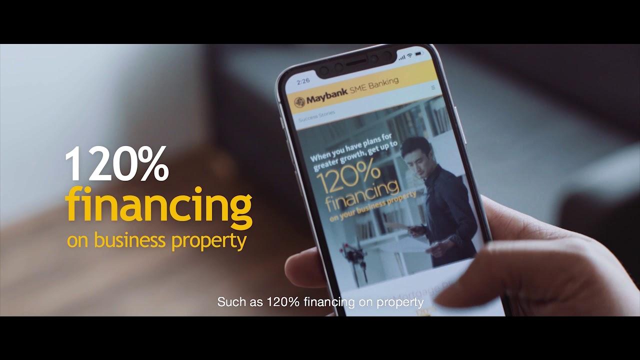 MayBank SME Banking