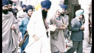 Sant Baba Jarnail Singh Ji Khalsa Bhindranwale width=