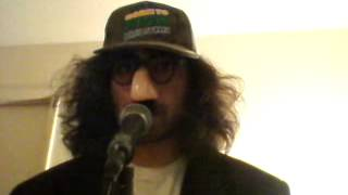 The Residents Vocal cover, Smelly Tongues-Isaiah