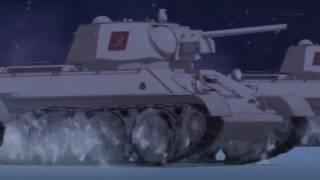 蘇聯 喀秋莎 完整版 少女與戰車 插曲