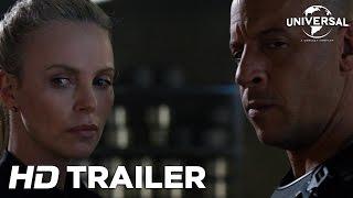 FAST & FURIOUS 8 Offizieller Trailer [HD]