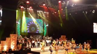 alborada sinfonico en el parque de la exposicion 28 de mayo 2017 20 pasos de fuego