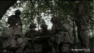 Band of Brothers & The Pacific - Skillet - Falling Inside The Black - HD