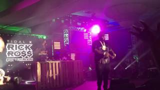 Rick Ross - I'm A G (Live at the Treetop Ballroom of  Port of Miami 10th Year Anniversary on 8/29/16