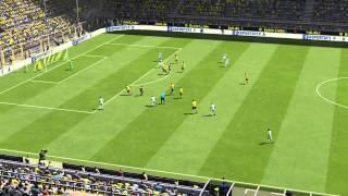 Keisuke Honda Goal Fifa 15