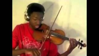 Eminem ft. Rihanna hegedűn | 5b.hu - maga a szórakoztatás